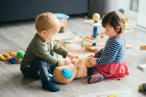 agresivita u malých detí