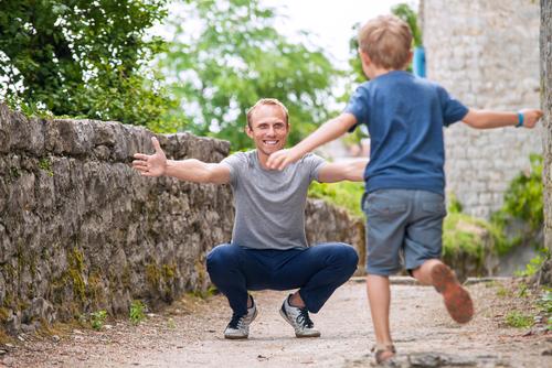 starostlivosť o deti po rozvode