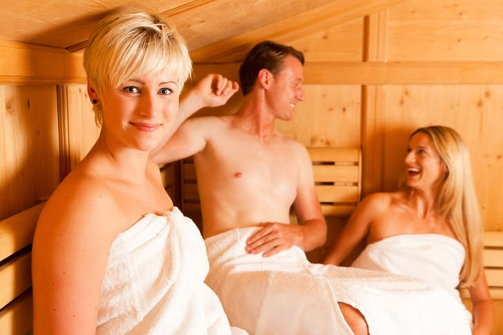 sauna a tehotenstvo