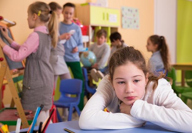 strach zo strednej školy