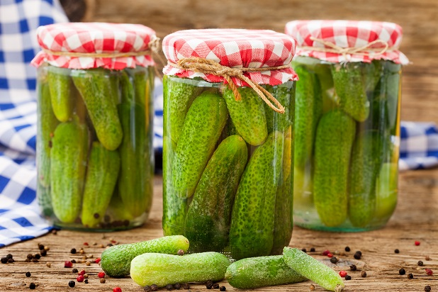 fermentovaná zelenina recepty