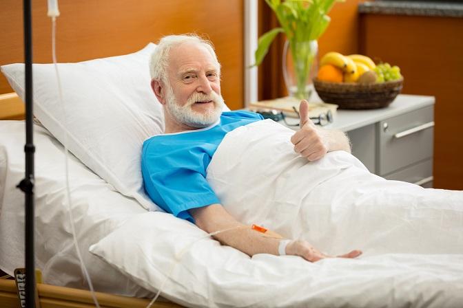 starostlivosť o pacienta po mozgovej príhode