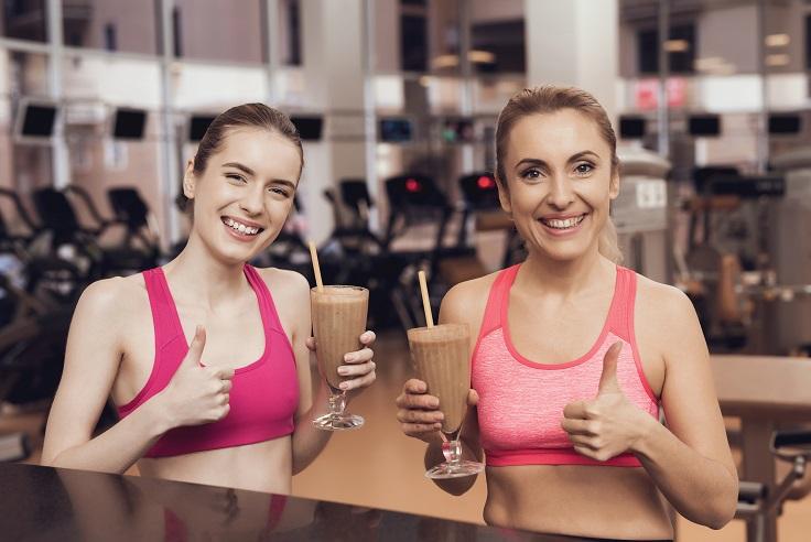 srvátkové proteíny pre ženy