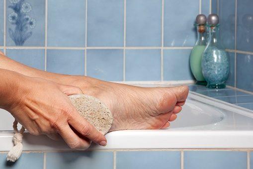 recept na zapáchajúce nohy