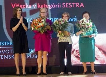 Ministerka ocenila sestry