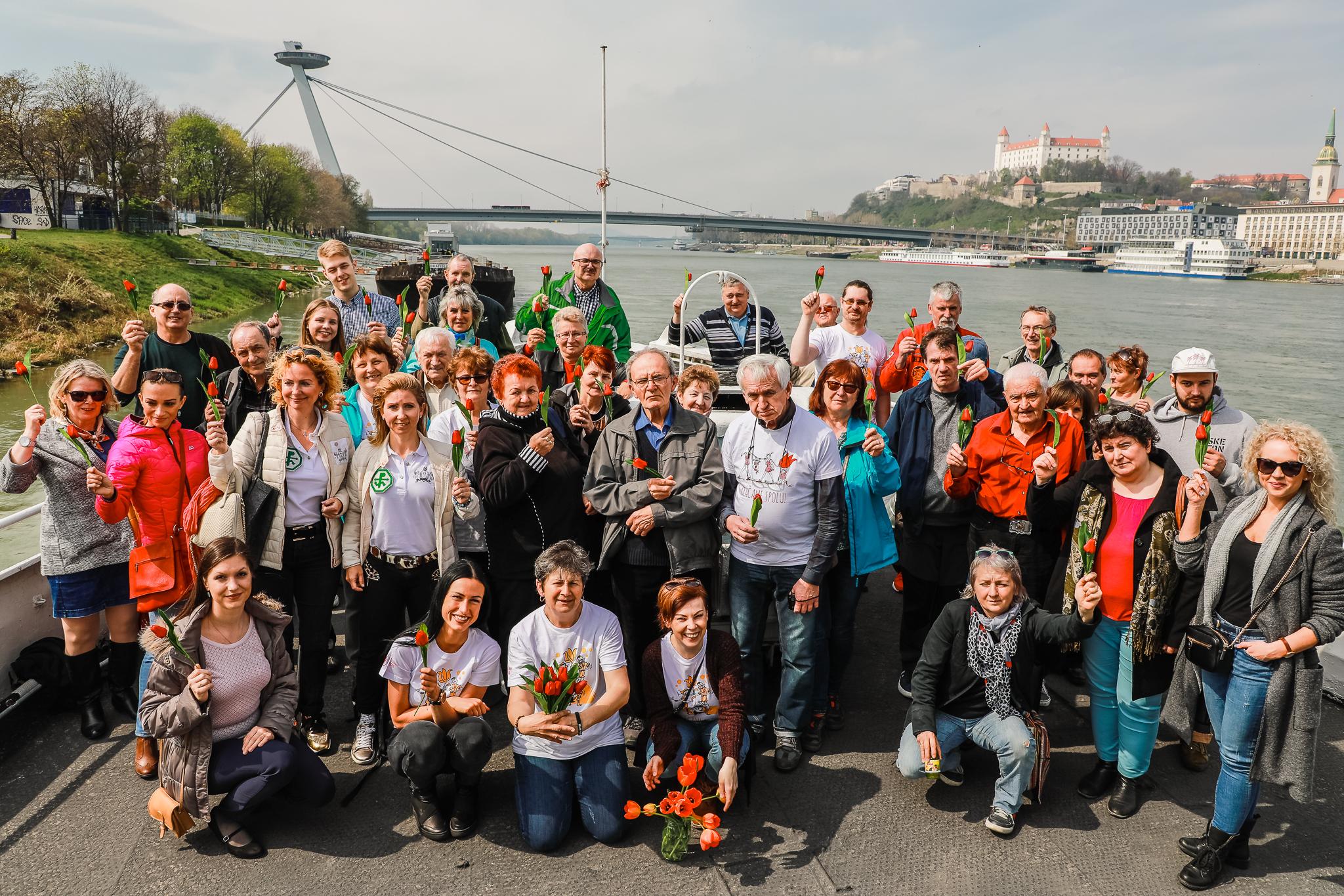 Tulipánový pochod solidarity 5