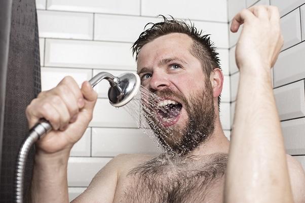 otužovanie studená sprcha