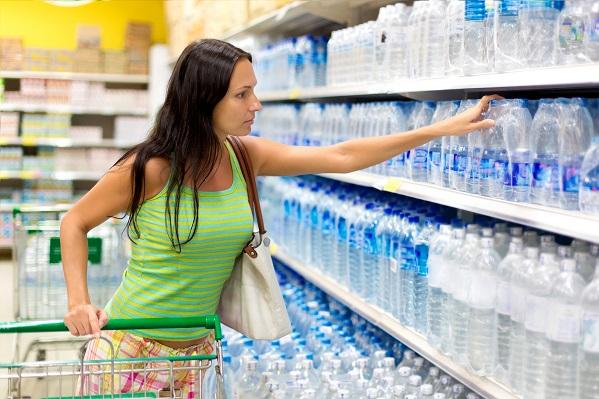 PET fľaše označenie