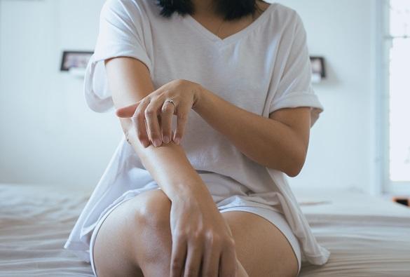 svrbenie tela zo stresu
