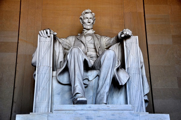 Abraham-Lincoln-socha