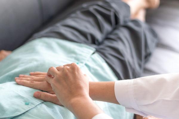 Crohnova choroba- príznaky
