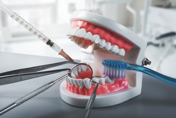 dentalna-hygiena-zubná-protéza