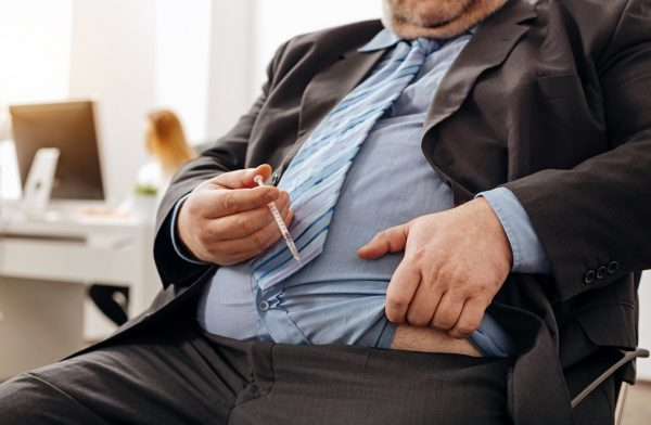 cukrovka pichanie inzulínu