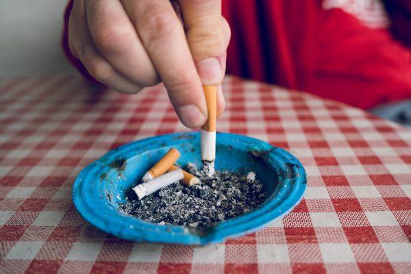 čistenie pluc od fajcenia exacerbácia