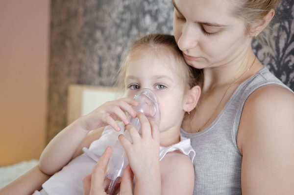 astma u detí