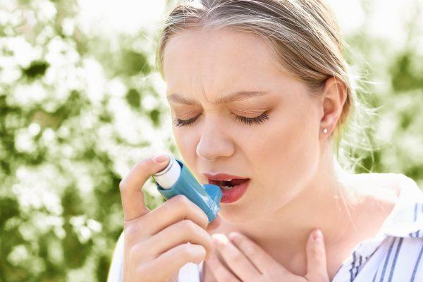 astmatický záchvat liečba