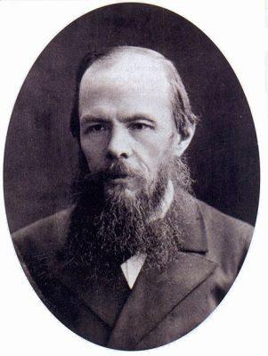 extatická aura Dostojevskij