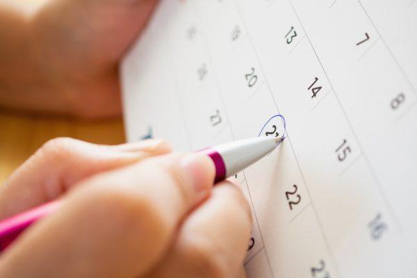 menštruačný cyklus 21 dní