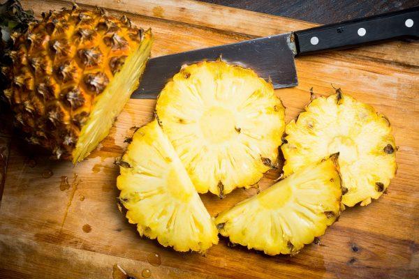 menštruačný cyklus ananás
