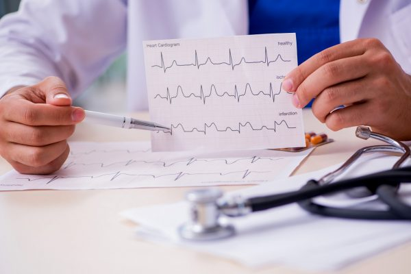 EKG vyšetrenie v tehotenstve