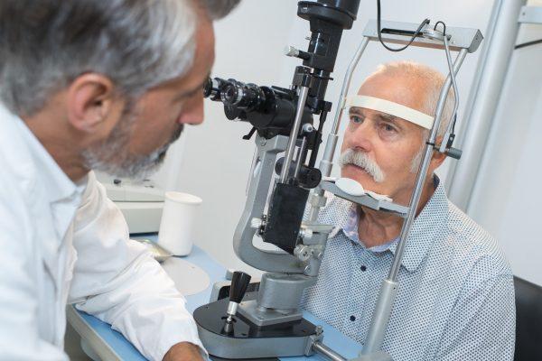 komplikácie diabetu diabetická retinopatia