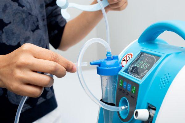 kyslíková terapia na doma