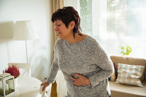 bolest brucha po jedle