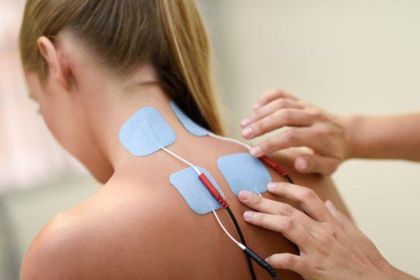 Elektroliečba krčnej chrbtice