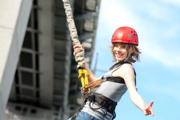 adrenalín vylučuje bungee jumping
