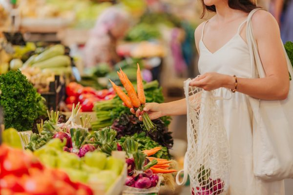 bezlepkové potraviny zelenina