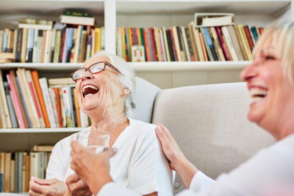 liečba smiechom