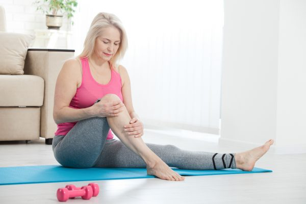 pukanie kostí pri cvičení