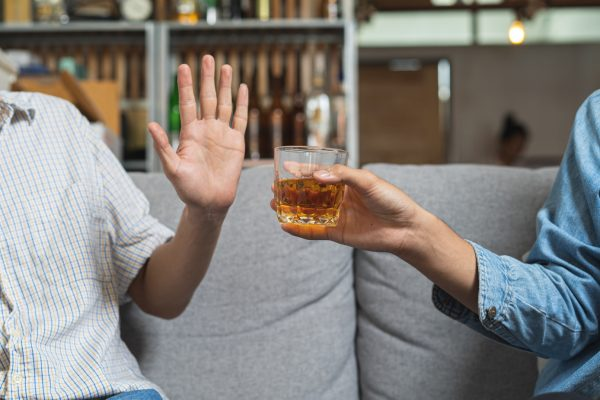 domáca liečba alkoholika