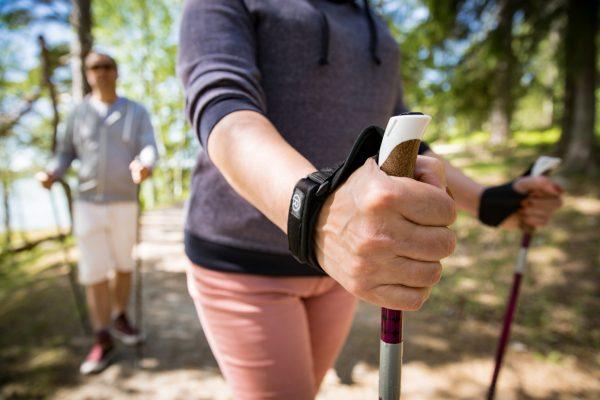 chudnutie s nadváhou nordic walking