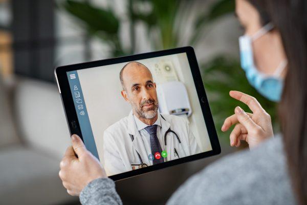 Online konzultácia s lekárom