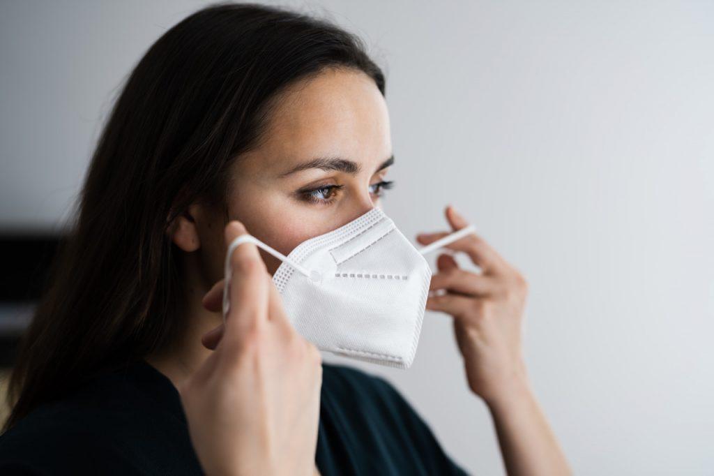 Nasadenie respirátora