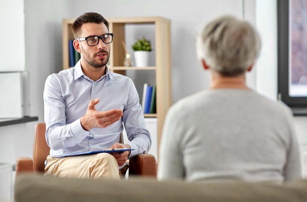 Psychoterapeutické sedenie