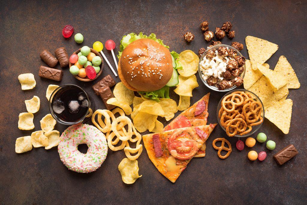 Nezdravá strava