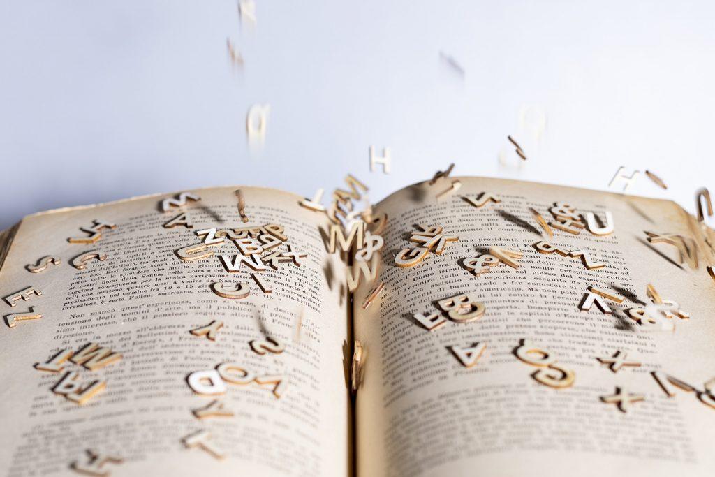Pomiešané písmená pri dyslexii