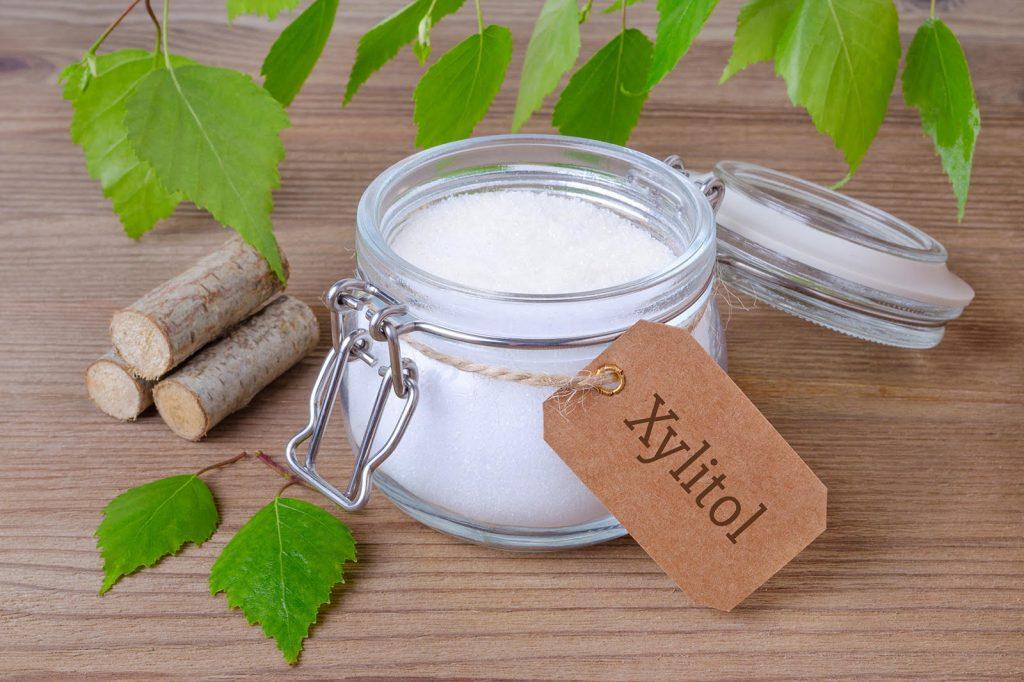 Brezový cukor xylitol